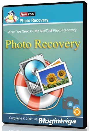 MiniTool Photo Recovery 3.0 Personal / Ultimate / Deluxe