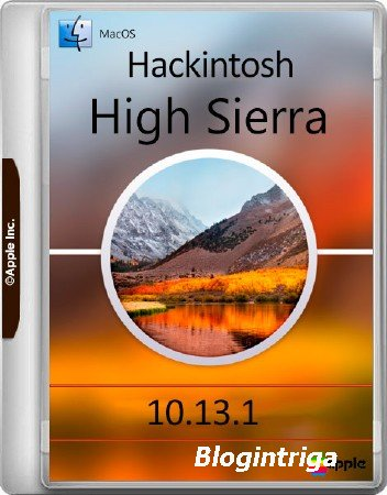 Hackintosh 10.13.1 High Sierra (MULTi/RUS/2017)
