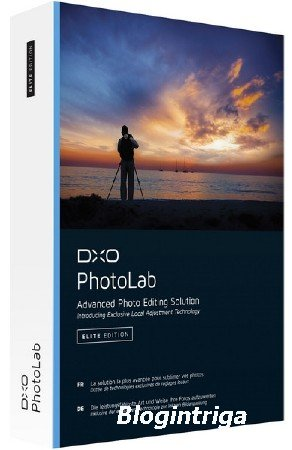 DxO PhotoLab 1.0.1 Build 2559 Elite (x64)
