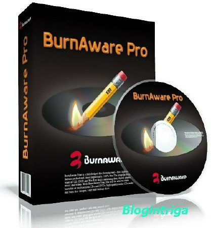 BurnAware Professional 10.7 Final