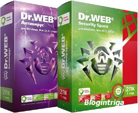 Dr.Web Security Space & Anti-Virus 11.0.5.11010 Final