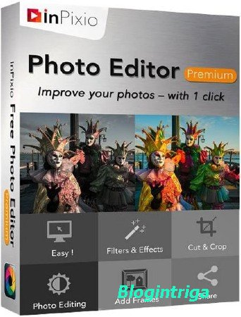 Avanquest InPixio Photo Editor Premium 1.7.6521