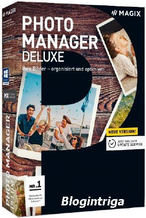 MAGIX Photo Manager 17 Deluxe 13.1.1.9