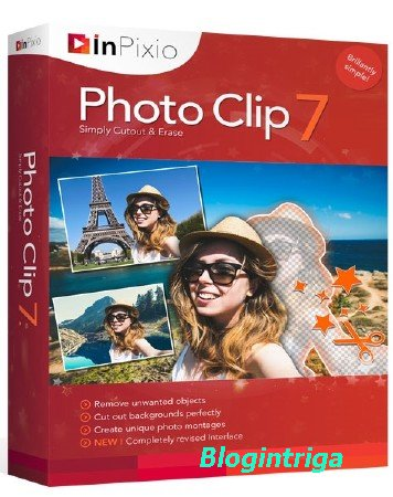 Avanquest InPixio Photo Clip Professional 7.7.0 DC 17.11.2017