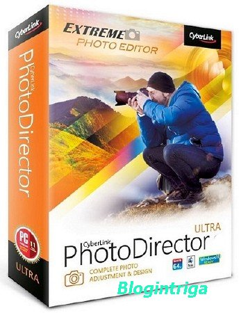 CyberLink PhotoDirector Ultra 9.0.2310.0 + Rus