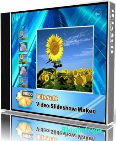 iPixSoft Video Slideshow Maker Deluxe 3.5.9.0 + Templates pack Portable