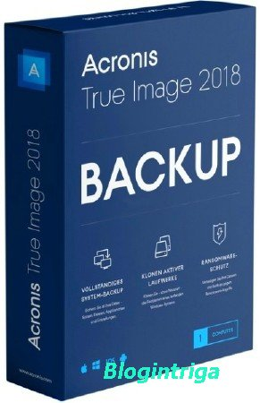 Acronis True Image 2018 Build 10410 Final