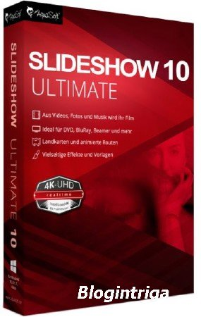 AquaSoft SlideShow 10 Ultimate 10.5.07 + Portable