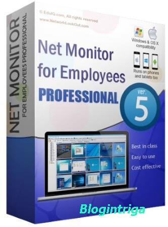 Net Monitor for Employees Professional 5.5.5