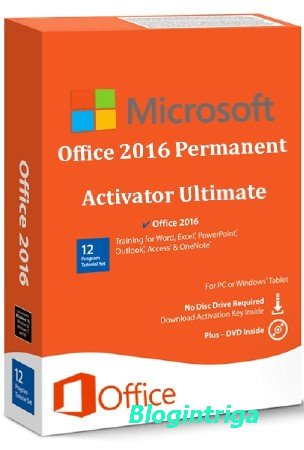 Office 2016 Permanent Activator Ultimate 1.6