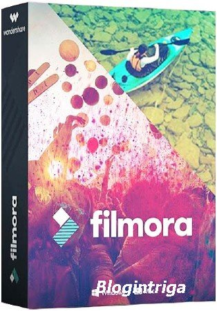 Wondershare Filmora 8.5.1.4 + Complete Effect Packs