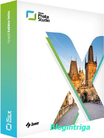 Zoner Photo Studio X 19.1712.2.49 RUS/ENG