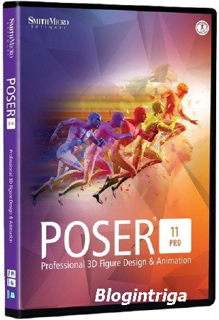 Smith Micro Poser Pro 11.1.0.34764 + Plugins + Content