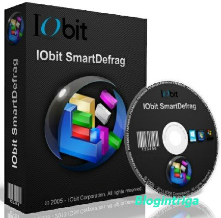 IObit Smart Defrag Pro 5.8.0.1276 Final