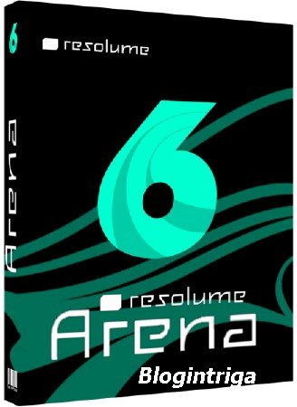 Resolume Arena 6.0.3 Rev 60620