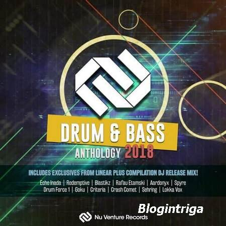 Drum & Bass Anthology 2018 (2017)