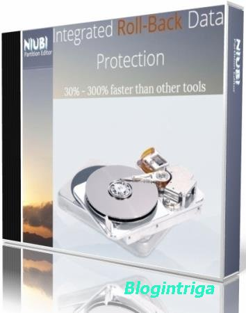 NIUBI Partition Editor Pro 7.0.6 Rus Portable