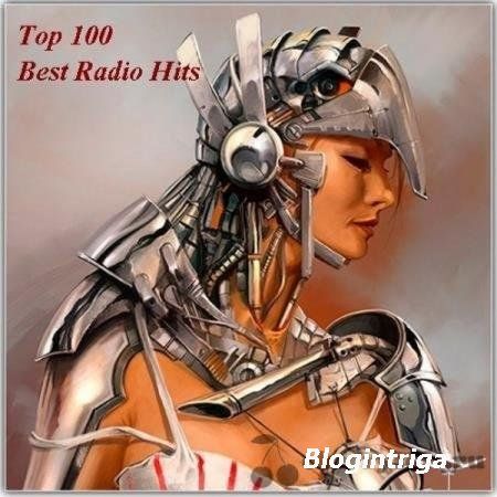 VA - Top 100 - Best Radio Hits 2017 (2017)