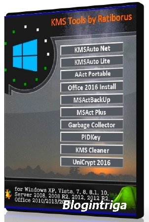 Ratiborus KMS Tools 07.01.2018 Portable