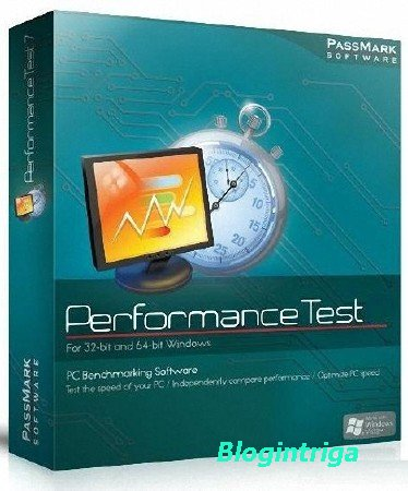 PassMark PerformanceTest 9.0 Build 1023 Final