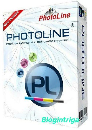PhotoLine 20.53 + Portable + Rus