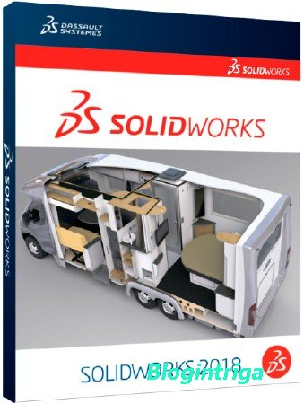 SolidWorks Premium Edition 2018 SP1.0