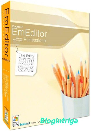 Emurasoft EmEditor Professional 17.4.0 Final + Portable