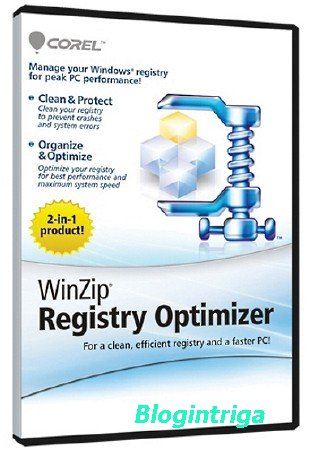 WinZip Registry Optimizer 4.19.1.4 Final