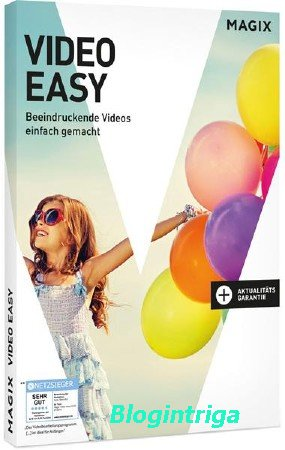 MAGIX Video Easy 6.0.2.132