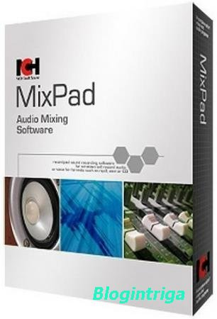 NCH MixPad Masters Edition 5.00 Portable ML/RUS/2018