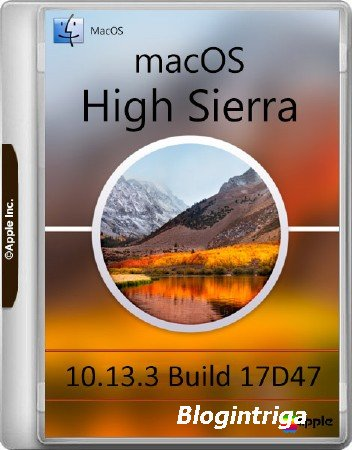 macOS High Sierra 10.13.3 Build 17D47 (2018/MULTi/RUS)