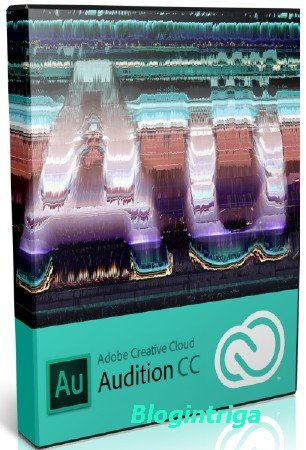 Adobe Audition CC 2018 11.0.1 Update 1 by m0nkrus