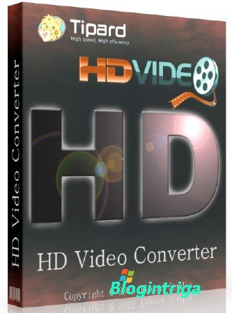 Tipard HD Video Converter 9.2.18 + Rus