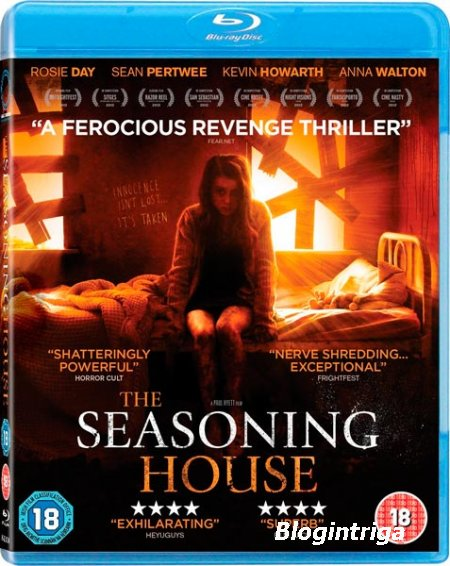 Дом терпимости / The Seasoning House (2012) BDRip-AVC