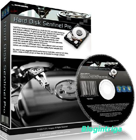 Hard Disk Sentinel Pro 5.01.13 Build 9372 Beta