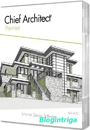 Chief Architect Premier X10 20.1.0.43