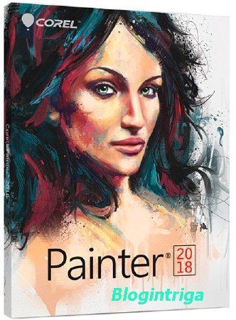 Corel Painter 2018 18.1.0.651 + Rus