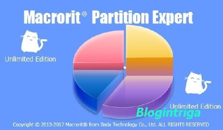 Macrorit Disk Partition Expert 4.9.0 Unlimited Edition + Portable
