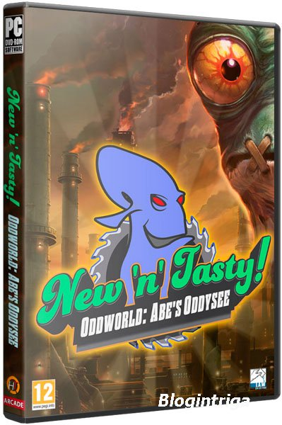 Oddworld: New n Tasty v 1.3 (2015/Rus/Multi10/PC) RePack от qoob