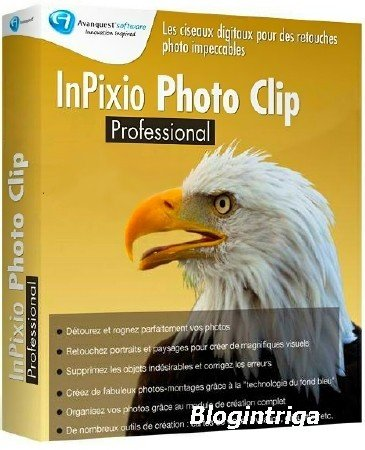 InPixio Photo Clip Professional 8.0.0