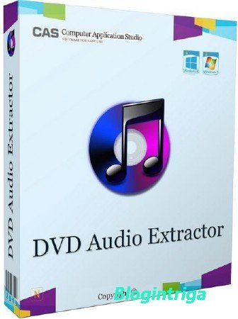 DVD Audio Extractor 7.6.0
