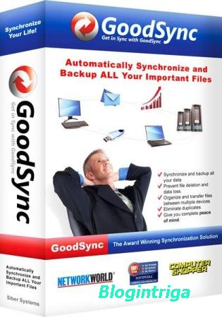 GoodSync Enterprise 10.7.9.9 RePack/Portable by elchupacabra