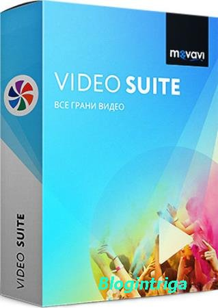 Movavi Video Suite 17.3.0 RePack/Portable by TryRooM