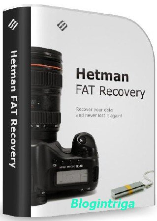 Hetman FAT Recovery 2.8 Commercial / Office / Home