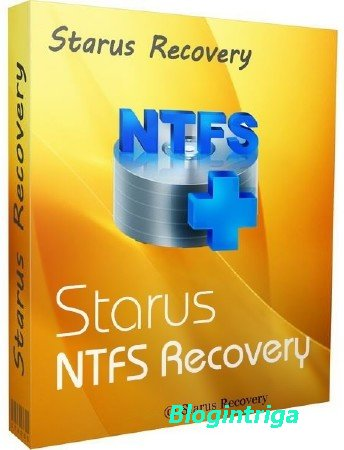 Starus NTFS Recovery 2.8 Commercial / Office / Home