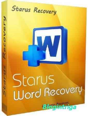 Starus Word Recovery 2.6 Commercial / Office / Home