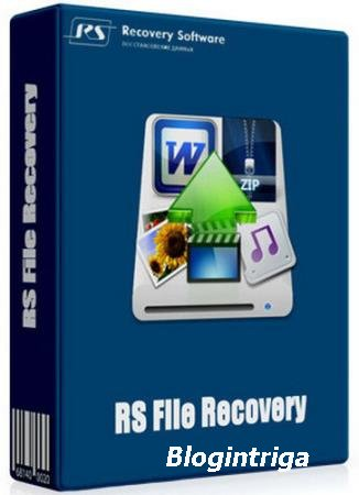 RS File Recovery 4.1 Rus/ML