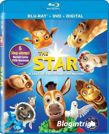 Путеводная звезда  / The Star  (2017) BDRip