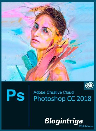 Adobe Photoshop CC 2018 19.1.2 Portable by punsh + Plug-ins