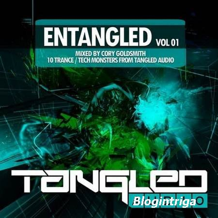 Entangled Vol.01: Mixed By Cory Goldsmith (2018)